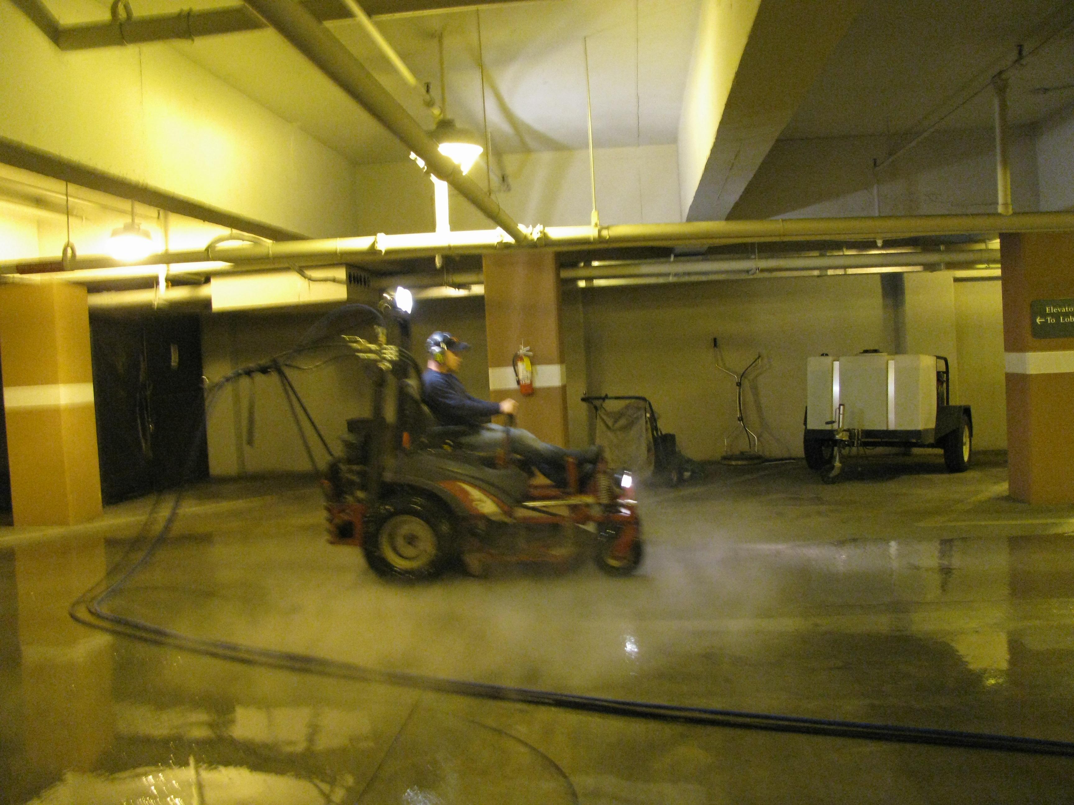 commercial power washing atlanta