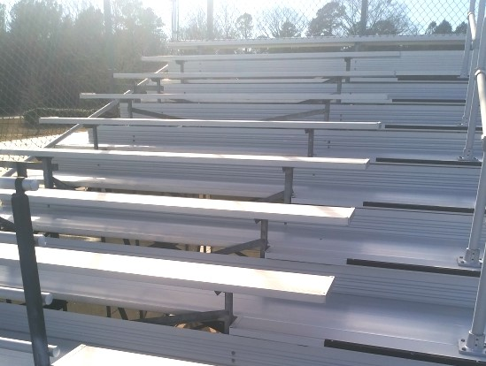 bleachers our work